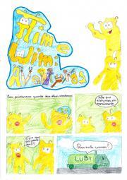 Flim e Wim, Aventuras